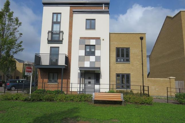 Thumbnail Detached house to rent in Newtown Road, Ashford