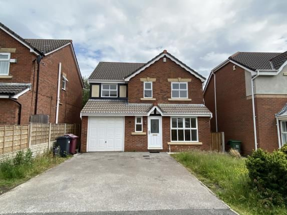 Thumbnail Detached house for sale in Radbourne Grove, Deane, Bolton, Greater Manchester