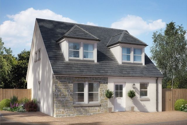 Thumbnail Detached house for sale in Castlegait Development, Glamis, Nr Forfar