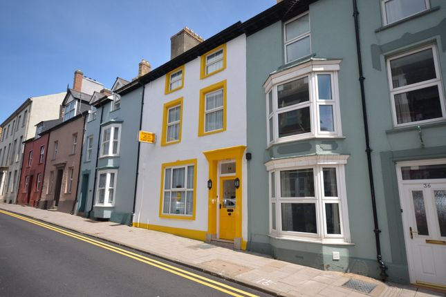 Terraced house for sale in Bridge Street, Aberystwyth