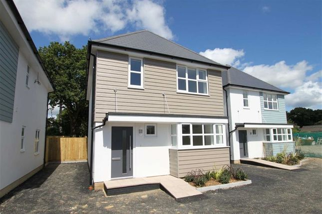 Thumbnail Detached house for sale in Apple Tree Gardens, Glenville Road, Walkford, Christchurch, Dorset