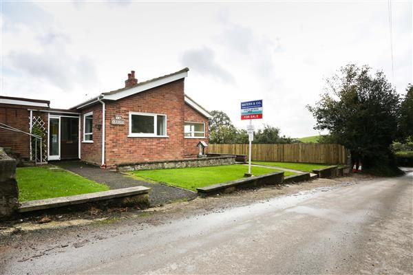Thumbnail Bungalow for sale in The Rookery, School Lane, Nuneaton