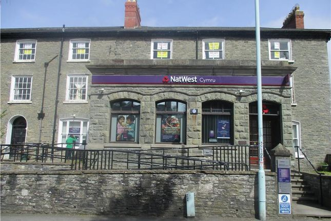 Thumbnail Retail premises to let in 9, West Street, Builth Wells, Powys, Wales