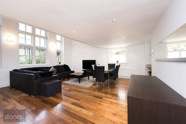 Thumbnail Flat to rent in Linstead Street, West Hampstead, London