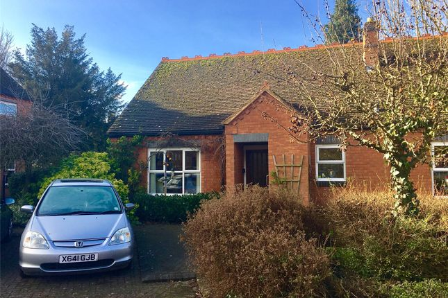 Thumbnail Bungalow for sale in Bredon Lodge, Bredon, Tewkesbury, Worcestershire