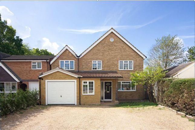 Thumbnail Detached house for sale in High Street, Sandhurst, Berkshire