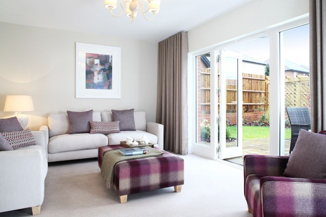 Thumbnail End terrace house for sale in Vicus Way, Off Stafferton Way, Maidenhead, Berkshire
