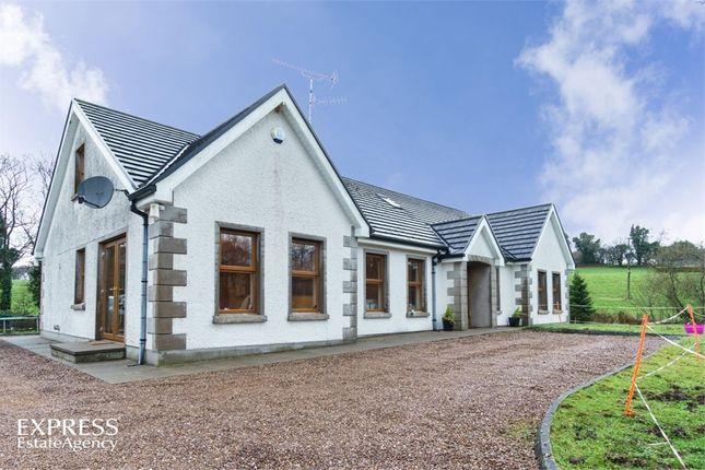 Thumbnail Detached bungalow for sale in Tattygare Road, Cavancarragh, Lisbellaw, Enniskillen, County Fermanagh