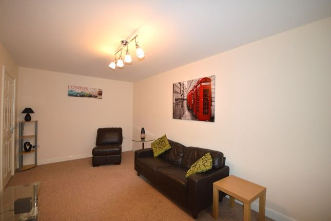 Lounge of Cumbria House, New South Watt Street, Workington, Cumbria CA14