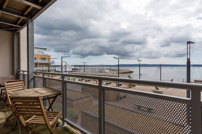 Thumbnail Flat to rent in Stone Close, Hamworthy, Poole