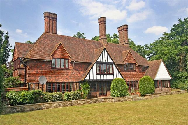 Thumbnail Detached house for sale in Briar Hill, Purley, Webb Estate, Surrey