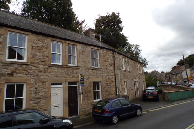 Thumbnail Terraced house to rent in Albion Terrace, Hexham