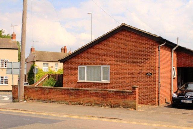 Thumbnail Bungalow to rent in Finedon Road, Burton Latimer