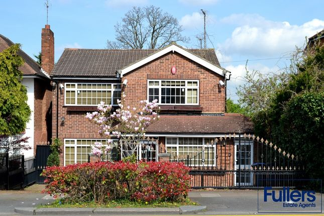 Thumbnail Detached house for sale in Winchmore Hill Road, Winchmore Hill