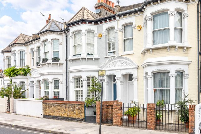Thumbnail Detached house for sale in Dawes Road, Fulham, London
