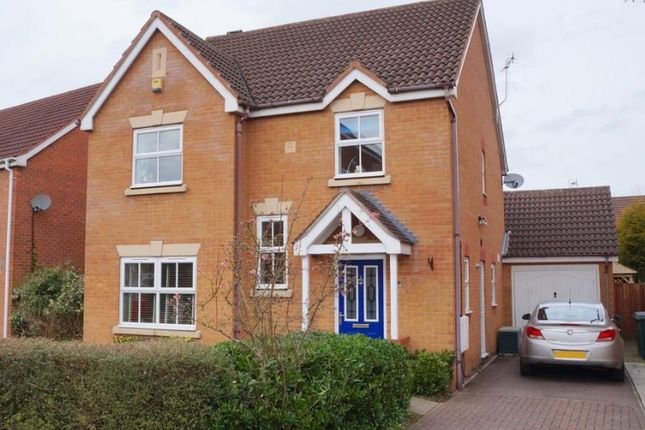 Thumbnail Detached house to rent in Pheasant Oak, Coventry