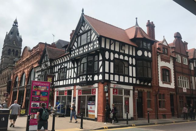 Restaurant/cafe to let in Northgate Street, Chester