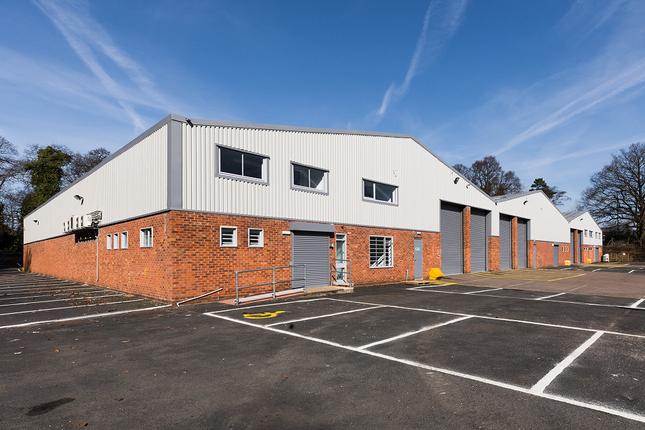 Thumbnail Warehouse for sale in Stourport Road, Kidderminster