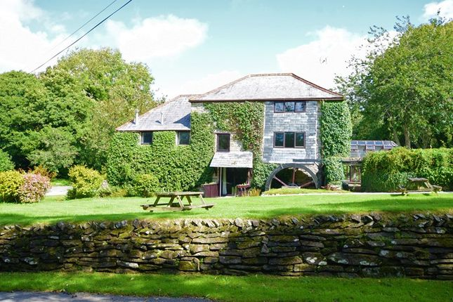 Thumbnail Detached house for sale in Colan, Newquay, Cornwall
