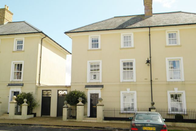 Thumbnail Semi-detached house to rent in Peverell Avenue West, Poundbury