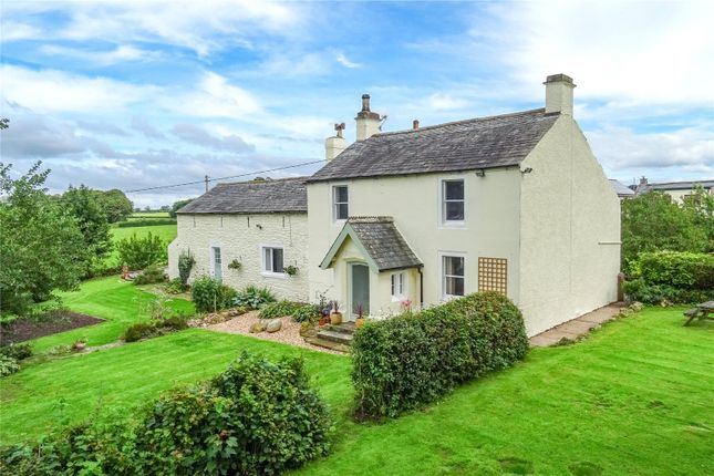 Thumbnail Detached house for sale in Newlands House, Mealsgate, Wigton, Cumbria