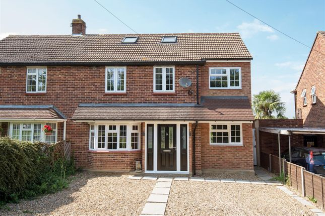 Thumbnail Semi-detached house for sale in Bittams Lane, Ottershaw, Chertsey