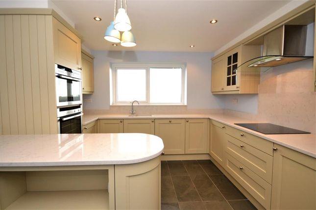 Kitchen of Claremont Falls, Killigarth, Looe, Cornwall PL13