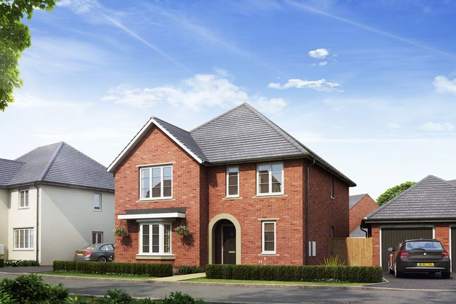 "Thumbnail Detached house for sale in ""Simonstone"" at Mitton Road, Whalley, Clitheroe"