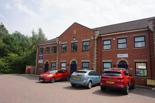 Thumbnail Office for sale in 9 Mallard Court, Crewe Business Park, Crewe, Cheshire