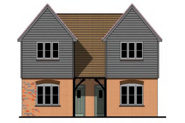 2 bed semi-detached house for sale in Forge Close, Pyecombe, Brighton, East Sussex