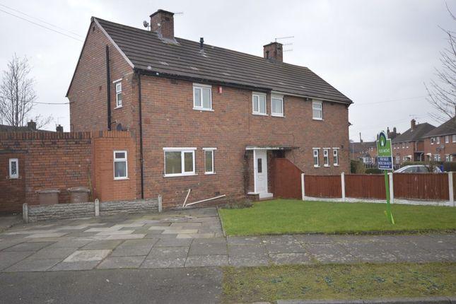 Thumbnail Semi-detached house for sale in Consett Road, Blurton, Stoke-On-Trent