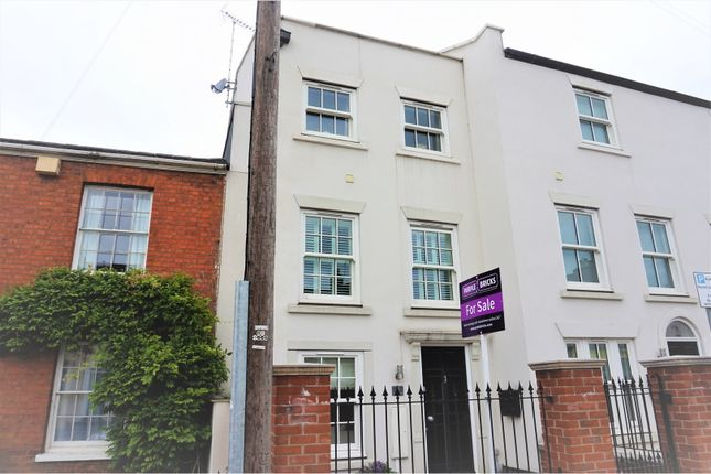 Thumbnail Town house for sale in Clarendon Street, Leamington Spa