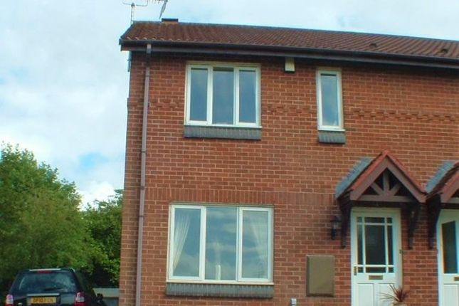 3 bed semi-detached house to rent in Kestrel Close, Connah's Quay, Deeside CH5