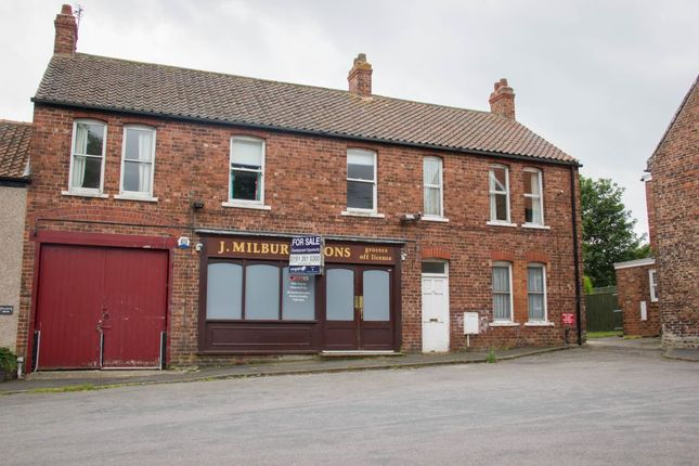 Thumbnail Retail premises for sale in Southside, Hutton Rudby
