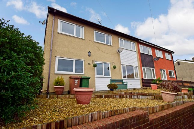 Thumbnail Semi-detached house for sale in Coed-Yr-Haf, Ystrad Mynach, Hengoed