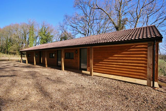 Thumbnail Commercial property to let in Smallridge Road, Churchill, Axminster