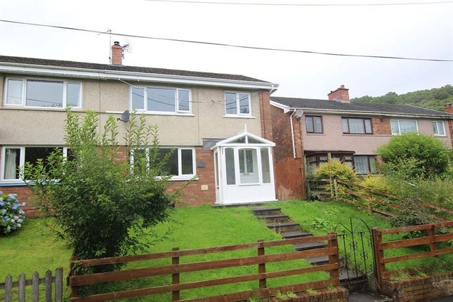Thumbnail Semi-detached house to rent in Brodawel, Llanwrda