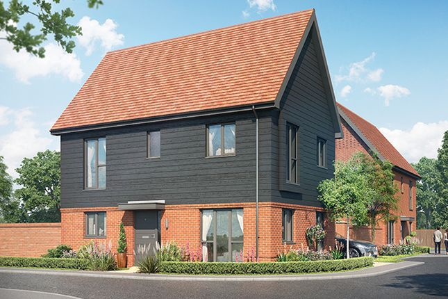 Thumbnail Semi-detached house for sale in Plot 116 - The Farringdon, Crowthorne
