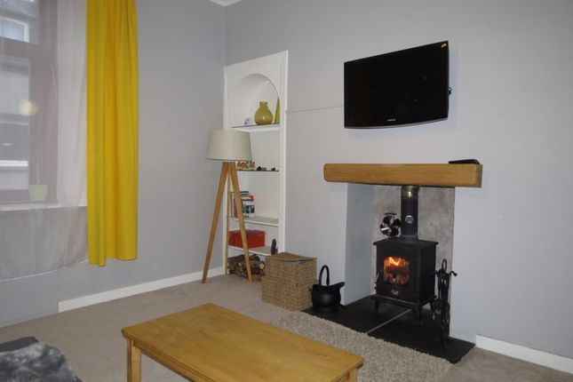 Living Room of Macdonald Street, Inverness IV2