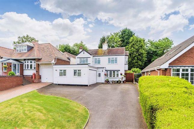 Thumbnail Detached house for sale in Castlecroft Lane, Castlecroft, Wolverhampton