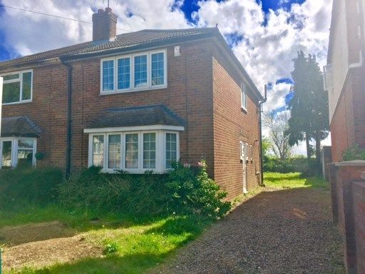 3 bed semi-detached house for sale in Leicester Road, Luton, Bedfordshire