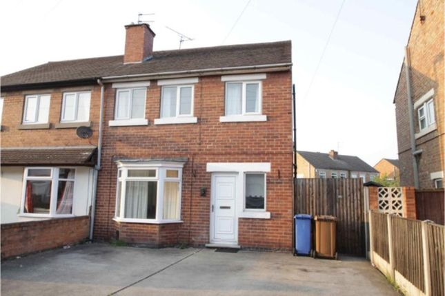 Thumbnail Semi-detached house for sale in Brighton Road, Derby