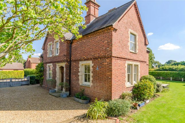 4 bed detached house for sale in School Lane, Marston, Grantham