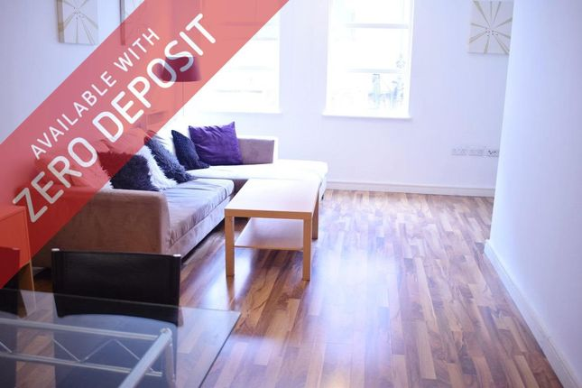 Thumbnail Flat to rent in The Quadrangle, Lower Ormond Street, Manchester