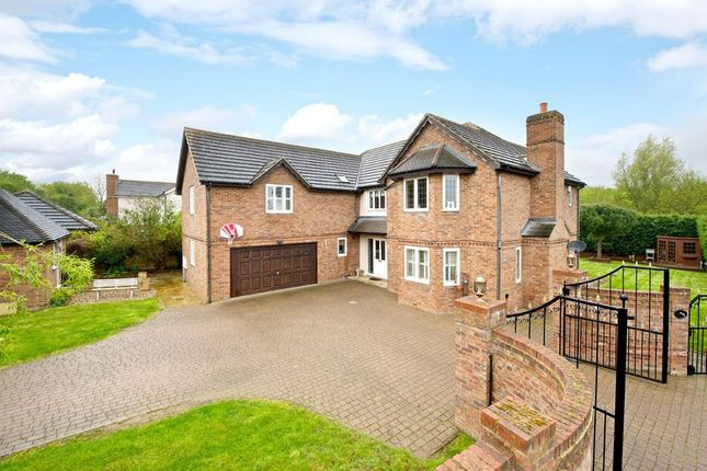 Thumbnail Detached house to rent in Copes Haven, Shenley Brook End, Milton Keynes