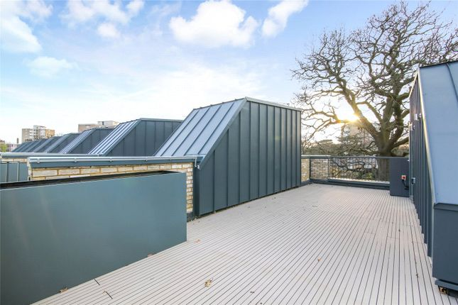 Thumbnail Mews house for sale in Beatrice Place, Southfields, London