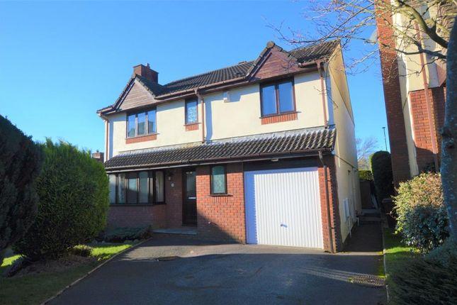 Thumbnail Detached house for sale in Endsleigh View, Ivybridge, Devon