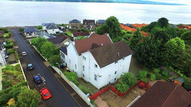 Thumbnail Detached house for sale in Clyde Street, Dunoon, Argyll