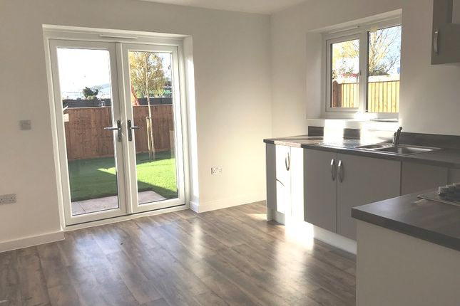 2 bedroom semi-detached house for sale in Potter's Grange, Smisby Road, Ashby-De-La-Zouch, Leicestershire