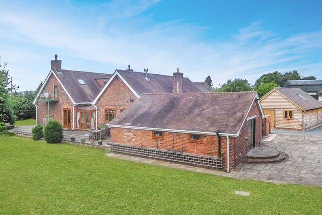 Thumbnail Property for sale in Mickley Lane, Tern Hill, Market Drayton